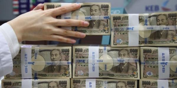 Goldman Sachs ждет коллапса японской иены в течение 12 месяцев