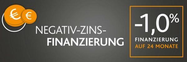 В Германии начали выдавать потребительские кредиты с отрицательной процентной ставкой