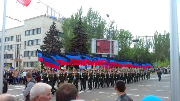 Весна священная Донбасса