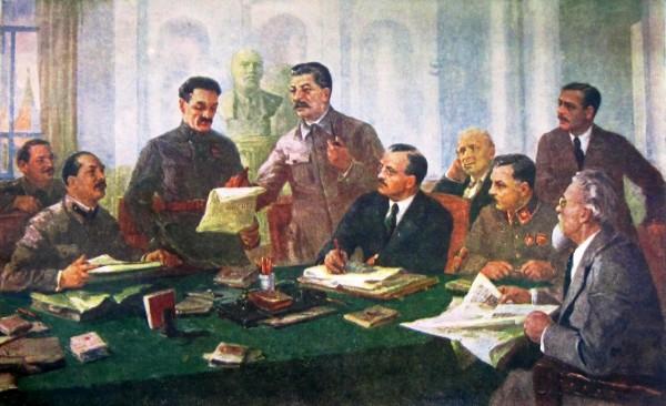 Один тиран, четыре генсека и два президента