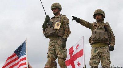 Танки НАТО в Грузии: чего достоин «Достойный партнер — 2016»?