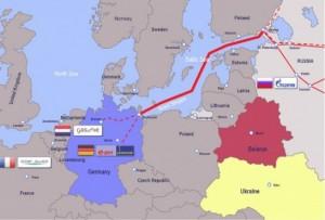 «Северный поток-2» смывает польскую плотину