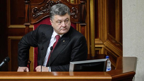 В сентябре Порошенко пойдет на перезагрузку политической системы