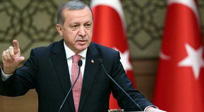 Эрдоган пообещал Порошенко поддерживать претензии Украины на Крым
