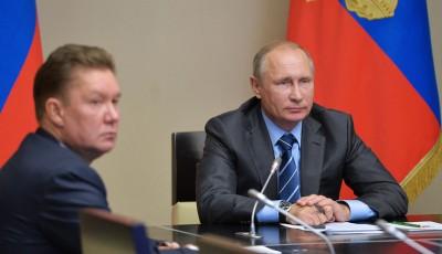 Путин запустил в эксплуатацию новое арктическое нефтяное месторождение