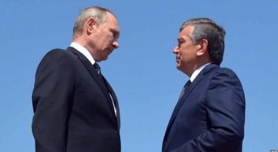 Узбекистан. Следующий уровень «Большой игры»