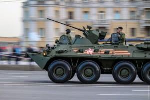 Российская бронетехника вне конкуренции
