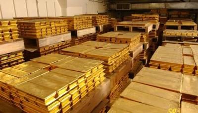 Российские банки скупают золото для перепродажи в Китай