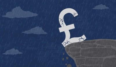 Банк Англии: обвал британского фунта смягчил шок от Brexit