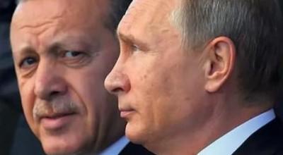 Владимир Путин вдохновляет Эрдогана