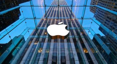 Годовая выручка Apple сократилась впервые за 15 лет