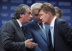 Как строят бизнес нефтегазовые гиганты России