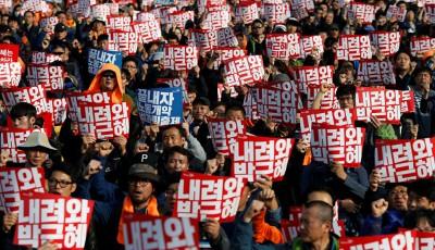 Сеул готовится к майдану?