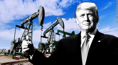 Что ожидает рынок нефти после переезда Трампа в Белый дом?
