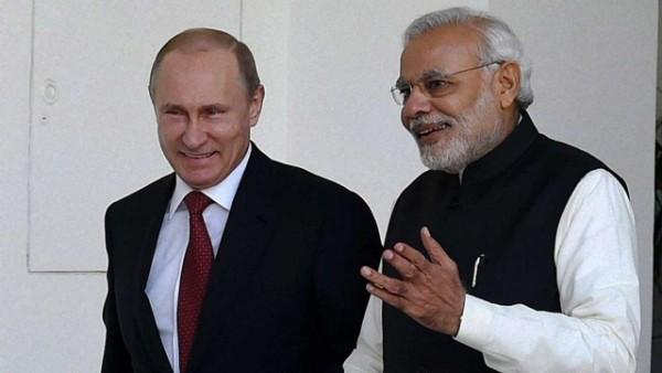 Владимир Путин и Моди спасли нефтяную сделку на $13 млрд