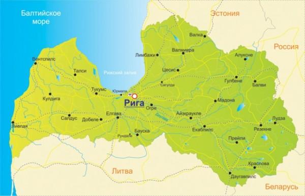 У Латвии нет своей экономики - одни долги