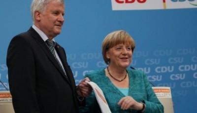 Шизофрения в партии Меркель