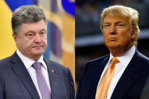 «Белочка Порошенко» поговорила с Трампом о Крыме