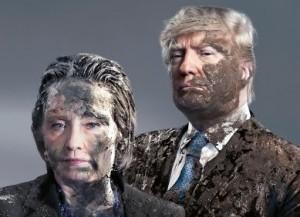 Демократия грязи и разврата: Соединенные Штаты выбирают президента
