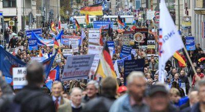 Дональд Трамп становится участником выборов в Германии