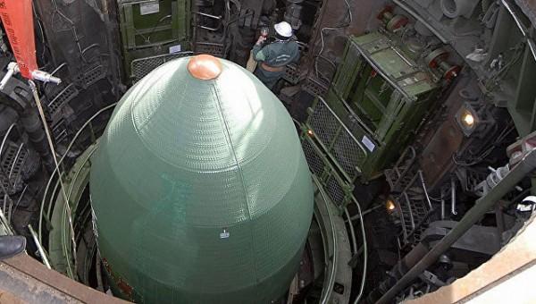 Россия сократит ядерные силы только при встречных шагах США