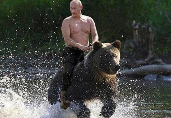 Финишный рывок Владимира Путина