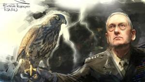 """Пентагон возглавит """"Бешеный пёс"""", он же — """"Воин-монах"""""""
