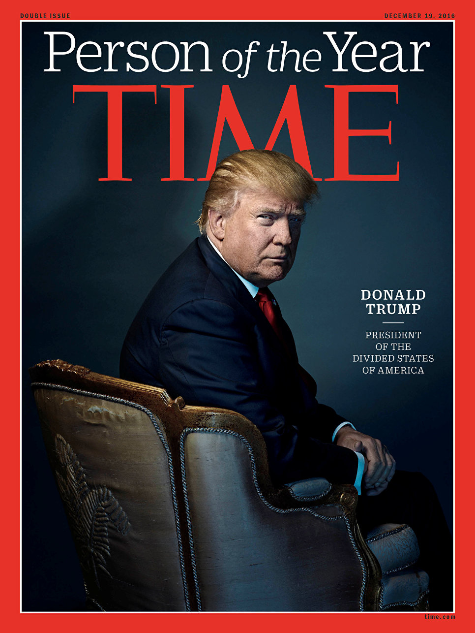 """Кто должен был стать """"человеком года"""" вместо Трампа?"""