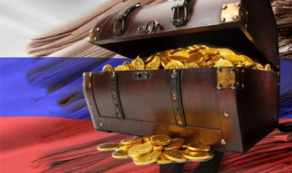 Что приносит деньги в казну России?