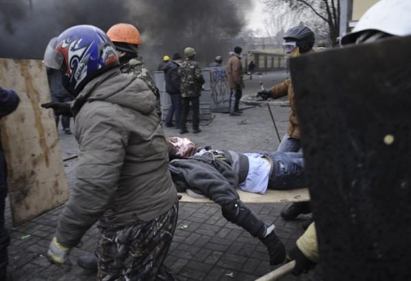 """За снайперами на """"евромайдане"""" стоял не Янукович!"""