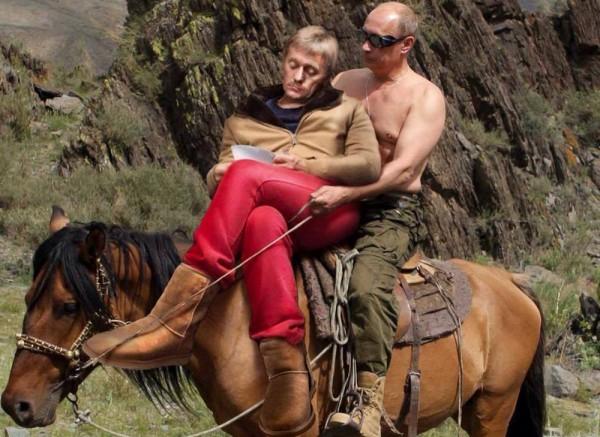 """Путин довел Пескова до """"суицидального"""" состояния"""
