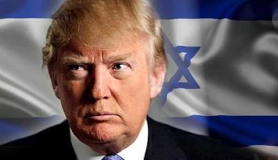 Что у Трампа «прежде всего» – Америка и Израиль?