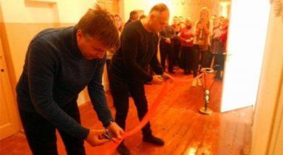 В Одесской области устроили праздник по случаю открытия школьного сортира
