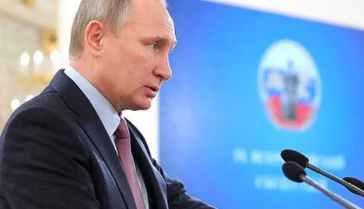 «Идиотский вывод»: Путин раздраконил власти Литвы, запретившие въезд судьям КС