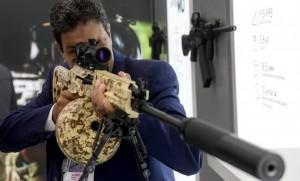 Убойные новинки вооружения 2016 года