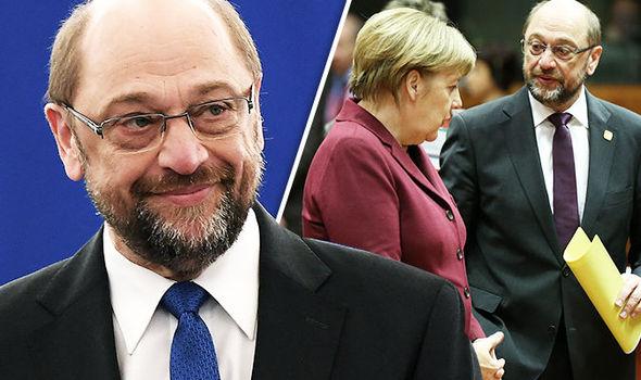 Дуэт Меркель-Шульц зацементирует антироссийскую политику Германии