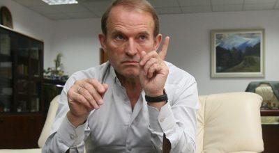 Медведчук: Без России Украина может потерять ГТС через два года