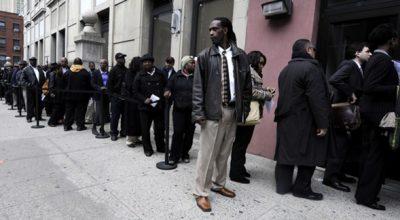 5 фактов о безработице в США