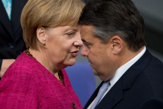 Прощай старушка Меркель: Вице-канцлер против канцлера