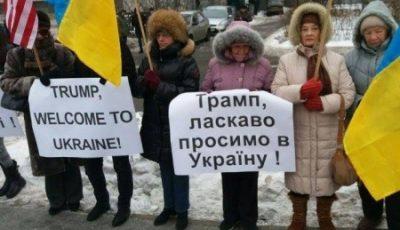 Украина резко вылечилась от «Трампофобии»: А где мы будем харчеваться?