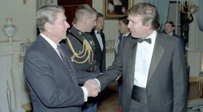 Рональд Рейган и Дональд Трамп: американские националисты