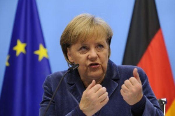 Накануне грандиозного еврошухера или Дурные предчувствия Меркель