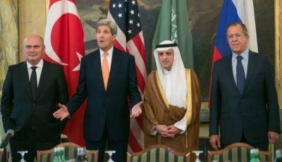 Насколько возможно политическое урегулирование Сирийского конфликта?