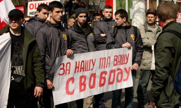 Необыкновенный фашизм: Белорусы в АТО против русского мира
