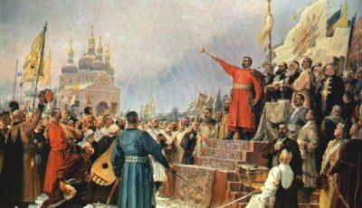 Когда на самом деле Украина воссоединилась с Россией?