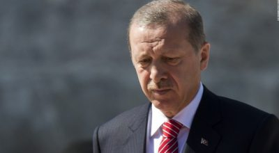 Эрдогана загоняют в угол из-за альянса с Путиным