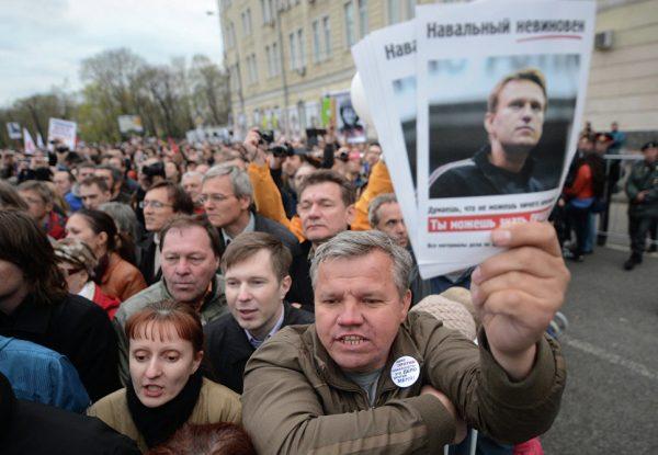 Навальный против России: как ЕСПЧ поощряет массовые беспорядки?