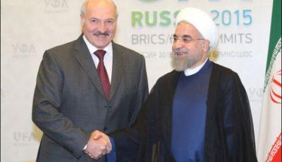 Лукашенко замахнулся на иранскую нефть