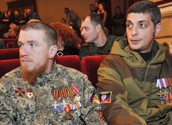 """Киев """"спрятал"""" Гиви и Моторолу в Приднестровье"""