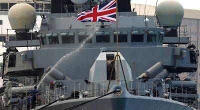 Поддержка укров или демонстрация силы? Зачем англичане плывут в Черное море?